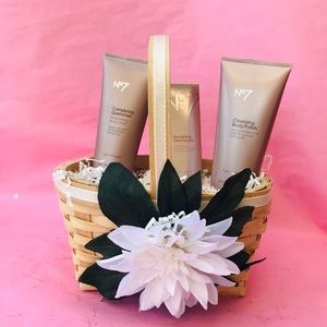 New #7 hypo-allergenic gift basket